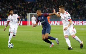 Bayern Munich SRL v PSG SRL